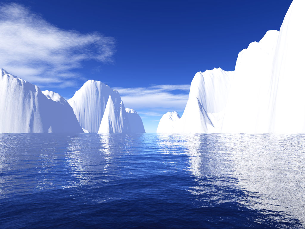 水と氷画像